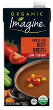 Organic Beef Broth 32oz