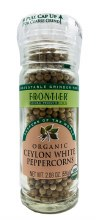 White Peppercorns Grinder 2.08oz