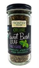 Organic Basil Leaf .56oz