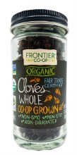 Whole Organic Cloves 1.38oz