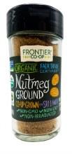 Ground Nutmeg 1.9oz