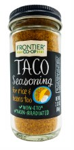 Taco Seasoning 2.33oz