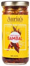 Hot Chilli Sambal 8oz