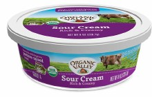 Organic Sour Cream 8oz