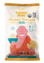 Buddah Bowl Cheddar Popcorn 7oz