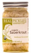 Raw Sauerkraut 16oz