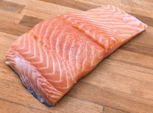 Atlantic Farmed Salmon (1/2lb)