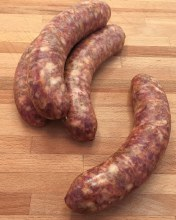 Hot Italian Sausage 4pk (1 1/3lb)