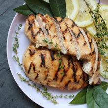 Roasted Chicken Breast (1/2lb)