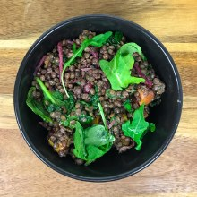 French Lentil Salad (1/2lb)