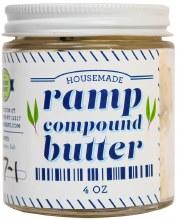 Wild Ramp Compound Butter 4oz