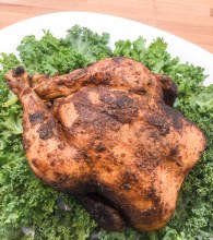 Whole Rotisserie Chicken Classic American