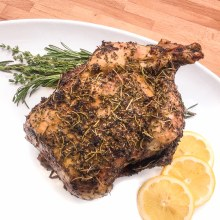 Whole Rotisserie Chicken Lemon & Herb