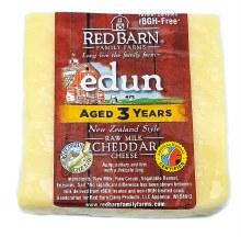 Edun Cheddar, Aged 3 Years (1/2lb)