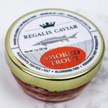 Smoked Trout Roe Caviar 1oz