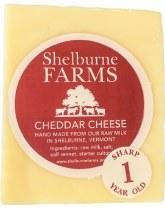 Shelburne Cheddar, Aged 1 Year (1/2lb)