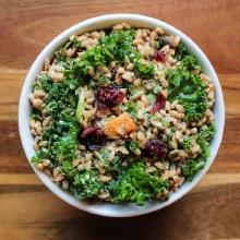 Farro Salad  (1/2lb)