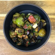 Roasted Brussels Sprouts (1/3lb)