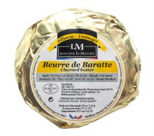 Beurre de Baratte  Butter 250g