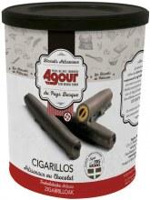 Chocolate Cigarillo Cookies 7oz