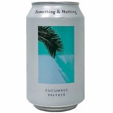Cucumber Seltzer 12oz