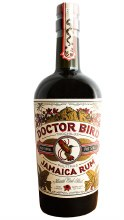Doctor Bird Jamaica Rum 750ml