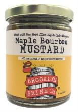 Maple Bourbon Mustard 9oz