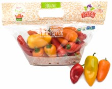 Mini Sweet Peppers 1lb