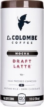 Mocha Draft Latte 9oz