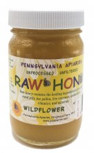 Wildflower Honey 16oz