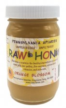 Orange Blossom Honey 16oz