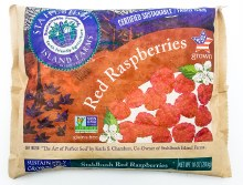 Raspberries 10oz