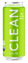 Lemon Lime Yerba Mate 16oz