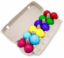 Cascarones Eggs, 1 Dozen