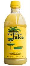Key Lime Juice 8oz