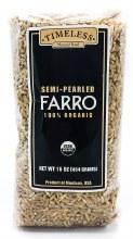 Organic Farro 16oz