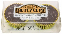 Dark Sea Salt PB Cups 1.4oz