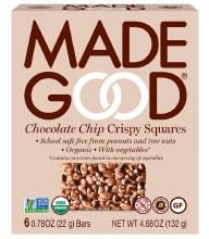 Chocolate Chip Crispy Squares 4.68oz