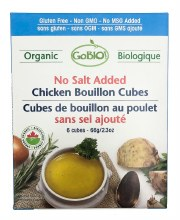 No Salt Chicken Bouillon 6pk