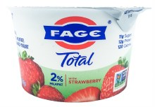 2% Greek Yogurt with Strawberry 5.3oz