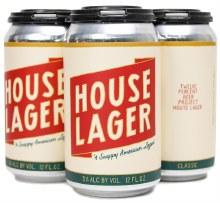 House Lager 12oz 4pk