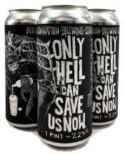 Only Hell Can Save 16oz, 4pk