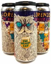 Lorenzo the Beer 16oz, 4pk
