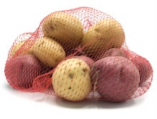 Organic Potatoes Bagged Sunrise Medley 1.5lb