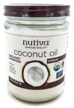 Organic Coconut Oil 15oz
