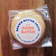 Brown Butter Cookies 2pk