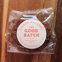 Ginger Molasses Cookies 2pk