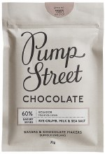 Rye Crumb & Sea Salt 60% Dark Chocolate 70g