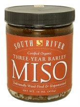 3 Year Barley Miso 16oz