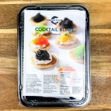 Russian Cocktail Blinis 3.5oz